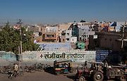 Downtown - Bikaner - India Rajasthan 2011