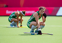 ANTWERP - BELFIUS EUROHOCKEY Championship.women  Ireland-Gemany (1-1).  Germany placed for semifinals . disappointed Roisin Upton (Irl) WSP/ KOEN SUYK