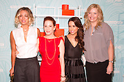Kaley Cuoco Sweeting, Amy Davidson, Lacey Chabert and Melissa Peterman