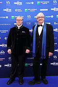 Brussels , 01/02/2020 : Les Magritte du Cinema . The Academie Andre Delvaux and the RTBF, producer and TV channel , present the 10th Ceremony of the Magritte Awards at the Square in Brussels .<br /> Pix: Pascal Duquenne; Gilbert Serres<br /> Credit : Alexis Haulot - Dana Le Lardic - Didier Bauwerarts - Frédéric Sierakowski - Olivier Polet / Isopix