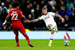 Toby Alderweireld of Tottenham Hotspur - Rogan/JMP - 01/10/2019 - FOOTBALL - Tottenham Hotspur Stadium - London, England - Tottenham Hotspur v Bayern Munich - UEFA Champions League Group B.
