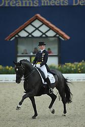 Rothenberger Sanneke, (GER), Deveraux OLD<br /> Qualification Grand Prix Kur<br /> Horses & Dreams meets Denmark - Hagen 2016<br /> © Hippo Foto - Stefan Lafrentz