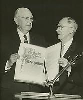 1959 C.E. Toberman & Earle Baker
