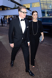 May 21, 2019 - WORLD RIGHTS.Cannes, France, 20.05.2019, 72th Cannes Film Festival in Cannes. The 72th edition of the film festival will run from May 14 to May 25. .Chopard Trophy.NZ. Colin Firth, Livia Giuggiol.Fot. Radoslaw Nawrocki/FORUM (FRANCE - Tags: ENTERTAINMENT; RED CARPET) (Credit Image: © FORUM via ZUMA Press)