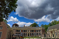 Castle Groeneveld, A day of cycling around Utrecht and Nijkerk, skate and roller training for the Vasaloppet on June 6, 2020 in Nijkerk