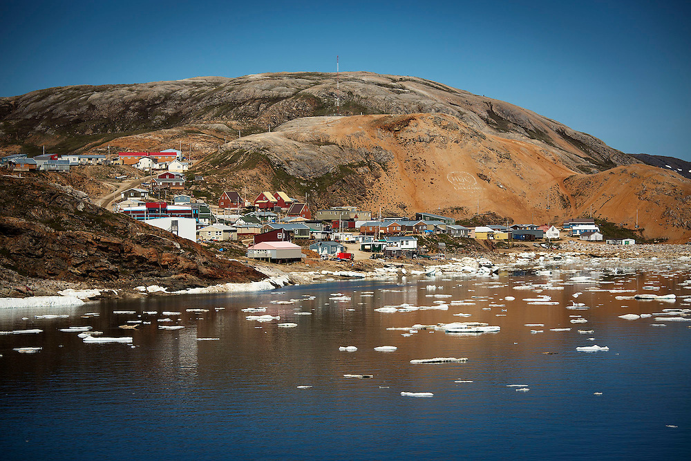 in Kimmirut, Nunavut, July 22, 2015. Photograph by Todd Korol for The Toronto Star
