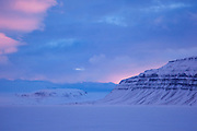 Spitsbergen is the largest island of the arctic archipelago Svalbard, of Norway
