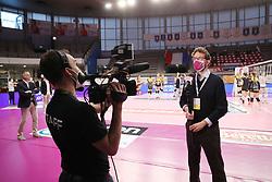 LVF TV ALDO BAIMA<br /> ZANETTI BERGAMO - BANCA VALSABBINA BRESCIA<br /> PALLAVOLO CAMPIONATO ITALIANO VOLLEY SERIE A1-F 2020-2021<br /> BERGAMO 07-02-2021<br /> FOTO FILIPPO RUBIN / LVF