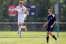 Pitman Boys Soccer vs. Collingswood - September 8, 2012