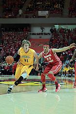 Zach Lofton Illinois State Redbird Basketball Photos