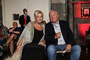 BOXEN: AGON Boxgala, Berlin, 28.08.2020<br /> Ulli Wegner und Frau Margret<br /> © Torsten Helmke