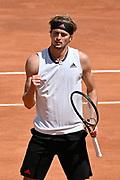 Foto Fabrizio Corradetti - LaPresse<br /> 12/05/2021 Roma ( Italia)<br /> Sport Tennis<br /> 2° turno<br /> Alexander ZVEREV (GER) vs Hugo DELLIEN (BOL)<br /> Internazionali BNL d'Italia 2021<br /> Nella foto: Alexander Zverev<br /> <br /> Photo Fabrizio Corradetti - LaPresse<br /> 12/05/2021 Roma (Italy)<br /> Sport Tennis<br /> 2nd round<br /> Alexander ZVEREV (GER) vs Hugo DELLIEN (BOL)<br /> Internazionali BNL d'Italia 2021<br /> In the pic: Alexander Zverev<br /> Foto Fabrizio Corradetti - LaPresse<br /> 12/05/2021 Roma ( Italia)<br /> Sport Tennis<br /> 2° turno<br /> Alexander ZVEREV (GER) vs Hugo DELLIEN (BOL)<br /> Internazionali BNL d'Italia 2021<br /> Nella foto: Alexander Zverev<br /> <br /> Photo Fabrizio Corradetti - LaPresse<br /> 12/05/2021 Roma (Italy)<br /> Sport Tennis<br /> 2nd round<br /> Alexander ZVEREV (GER) vs Hugo DELLIEN (BOL)<br /> Internazionali BNL d'Italia 2021<br /> In the pic: Alexander Zverev<br /> Foto Fabrizio Corradetti - LaPresse<br /> 12/05/2021 Roma ( Italia)<br /> Sport Tennis<br /> 2° turno<br /> Alexander ZVEREV (GER) vs Hugo DELLIEN (BOL)<br /> Internazionali BNL d'Italia 2021<br /> Nella foto: Alexander Zverev<br /> <br /> Photo Fabrizio Corradetti - LaPresse<br /> 11/05/2021 Roma (Italy)<br /> Sport Tennis<br /> 2nd round<br /> Alexander ZVEREV (GER) vs Hugo DELLIEN (BOL)<br /> Internazionali BNL d'Italia 2021<br /> In the pic: Alexander Zverev