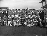 23/10/1960<br /> 10/23/1960<br /> 23 October 1960<br /> Oireachtas Final: London v Carlow at Croke Park, Dublin. <br /> London team.