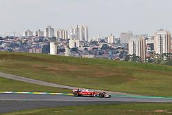 Sebastian Vettel (GER) Ferrari SF16-H.<br /> 11.11.2016. Formula 1 World Championship, Rd 20, Brazilian Grand Prix, Sao Paulo, Brazil, Practice Day.<br /> Copyright: Moy / XPB Images / action press