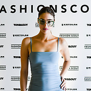 Emma Sengstock is a International Model attend the Fashion Scout - SS19 Day 1, London, UK 14 September 2018.