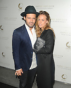 Spencer Matthews and Morgane Robart  Lipsy London party, which took place at Nobu in Mayfair on Wednesday<br /> ©Exclusivepix Media