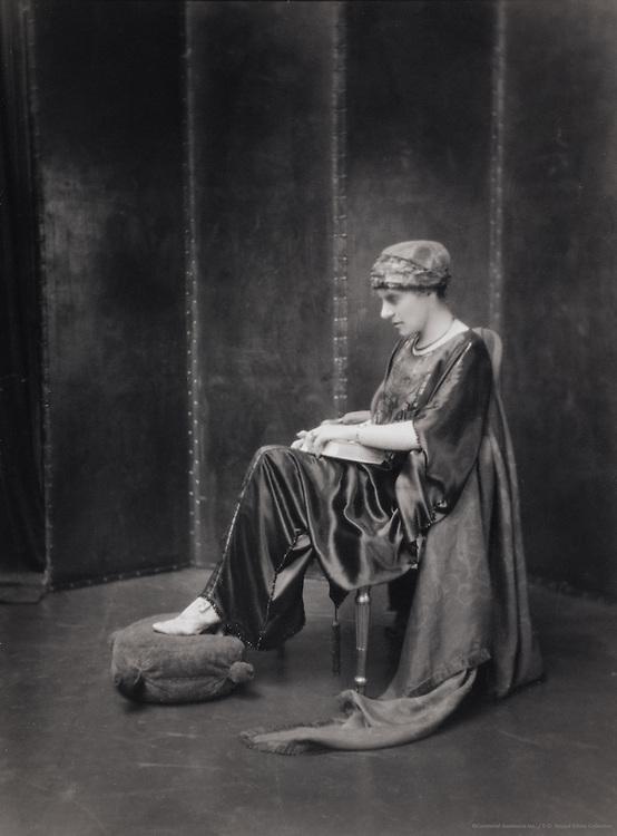 Agnes Maude Royden, England, UK, 1924