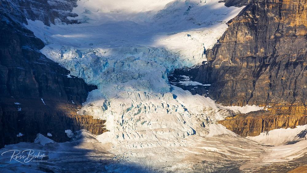 Mount Snow Dome Glacier, Jasper National Park, Alberta, Canada