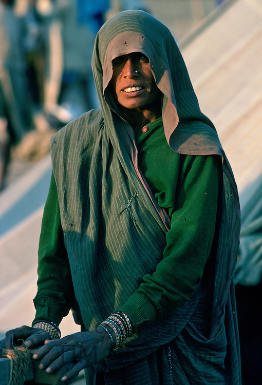 Indian Woman, India