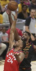 Raptors v Cavaliers - 07 May 2018