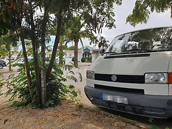 A view of Luz Ocean Club (British family McCann's holiday appartment), (the suspect had a white Volkswagen transporter And a black Jaguar) in Praia da Luz, Algarve, Portugal, on June 7, 2020, where the three-year-old British girl Madeleine McCann was on holidays when she disappeared in 2007. Portuguese justice said to be questioning witnesses as part of the investigation into the 2007 disappearance of the British girl Madeleine McCann, whose case re-emerged on May 3, 2020 with the identification of a new German suspect. Photo by ABACAPRESS.COM