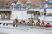 Henley, Great Britain.The Remenham Challenge Cup.  Oxford Brookes and Pembroke College Oxford.  Henley Royal Regatta, Qualifying time trial, for entry to the annual 2011 Henley Royal Regatta, raced on the River Thames, Henley Reach.  Friday   24/06/2011  [Mandatory Credit Peter Spurrier/ Intersport Images] 2011 Henley Royal Regatta. HOT. Great Britain . HRR