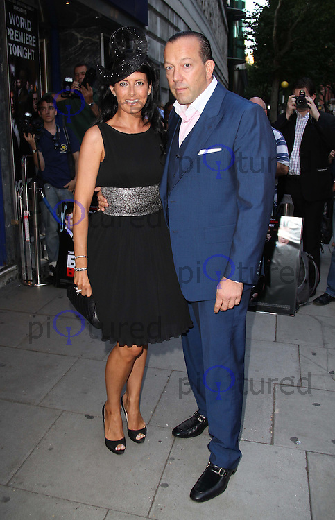 Terry Stone Bonded by Blood World Premiere, Odeon Cinema, Shaftesbury Avenue, London, UK, 31 August 2010: For piQtured Sales contact: Ian@Piqtured.com +44(0)791 626 2580 (Picture by Richard Goldschmidt/Piqtured)