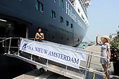 ms Nieuw Amsterdam Inaugural in Venice