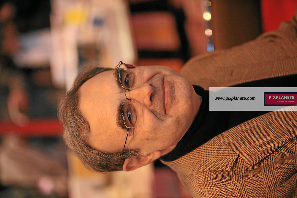 François D'Orcival - Salon du livre - Paris, le 25/03/2007 - JSB / PixPlanete