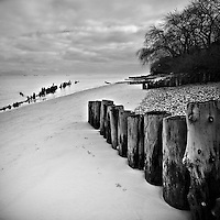 Empty shores - Bembridge, Isle of Wight
