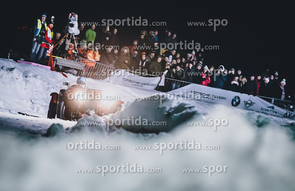 01.02.2020, Flugplatz, Zell am See, AUT, GP Ice Race, im Bild Oldtimer // Oldtimer during the GP Ice Race at the Airfield, Zell am See, Austria on 2020/02/01. EXPA Pictures © 2020, PhotoCredit: EXPA/ JFK