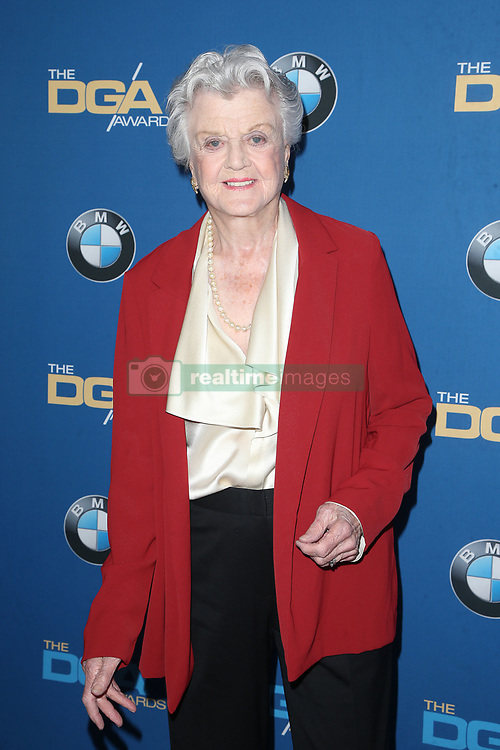 BEVERLY HILLS, CA - FEBRUARY 3: Leslie Mann and Judd Apatow at the 70th Annual Directors Guild of America Awards (DGA, DGAs), at The Beverly Hilton Hotel in Beverly Hills, California on February 3, 2018. CAP/MPI/FS ©FS/Capital Pictures. 03 Feb 2018 Pictured: Angela Lansbury. Photo credit: FS/Capital Pictures / MEGA TheMegaAgency.com +1 888 505 6342