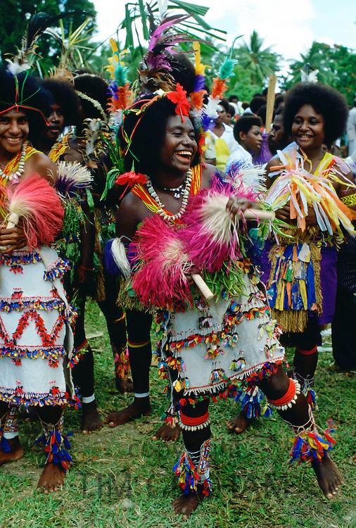 Traditional dancing, Papua  New Guinea