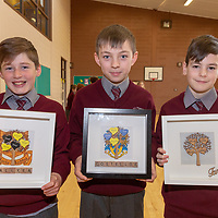 Declan McInerney, Daniel Costelloe and Ben Murphy with their Jessies project Family Frames