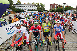 prior to 3rd Stage of 25th Tour de Slovenie 2018 cycling race between Slovenske Konjice and Celje (175,7 km), on June 15, 2018 in  Slovenia. Photo by Vid Ponikvar / Sportida