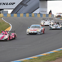 Dunlop Bridge, Le Mans 24H, 2012