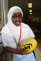 Young people at Save the Children Australia's Live & Learn Program in Western Australia.