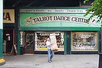 Talbot Dance Centre, Dublin Ireland. Shop specialising in Irish Dancing shoes.