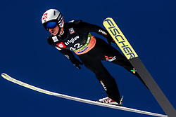 Anders Fannemel (NOR) during the Trial Round of the Ski Flying Hill Individual Competition at Day 1 of FIS Ski Jumping World Cup Final 2019, on March 21, 2019 in Planica, Slovenia. Photo by Matic Ritonja / Sportida
