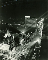 1958 Premiere of Windjammer at Grauman's Chinese Theater