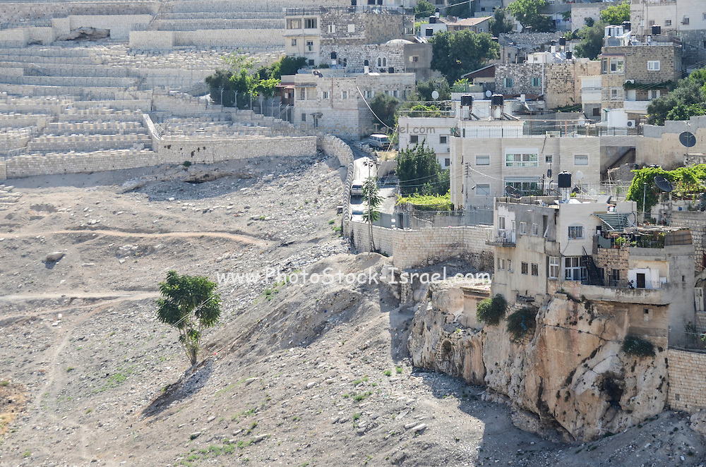 Monolith of Silwan, also known as the Tomb of Pharaoh's daughter is a cuboid rock-cut tomb located in Silwan, Jerusalem[1] dating from the period of the Kingdom of Judah;