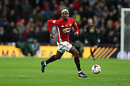 Paul Pogba of Manchester Utd in action.EFL Cup Final 2017, Manchester Utd v Southampton at Wembley Stadium in London on Sunday 26th February 2017. pic by Andrew Orchard, Andrew Orchard sports photography.