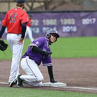 Baseball: University of St. Thomas (Minnesota) Tommies vs. Saint John's University (Minnesota) Johnnies