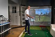 Golfsimulator thuis
