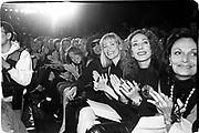 Kelly Klein, Stephen Meisel, Marisa Berenson and Diane von Furstenberg. © Copyright Photograph by Dafydd Jones 66 Stockwell Park Rd. London SW9 0DA Tel 020 7733 0108 www.dafjones.com