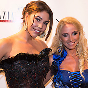 NLD/Amsterdam/20130923 - Grazia Red Carpet Awards 2013, Hind Larrousie Tahiri