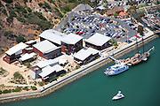 Aerial Photo of the Dana Point Marine Ocean Institute