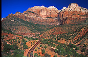 Zion National Park, Southern Utah, USA