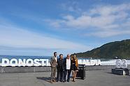 092415 63rd San Sebastian International Film Festival: 'Lejos del mar' Photocall