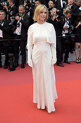 Lea Drucker attending the opening ceremony and premiere of The Dead Don't Die, during the 72nd Cannes Film Festival.